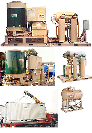 Packaged Boiler and Packaged Steam Generator Systems